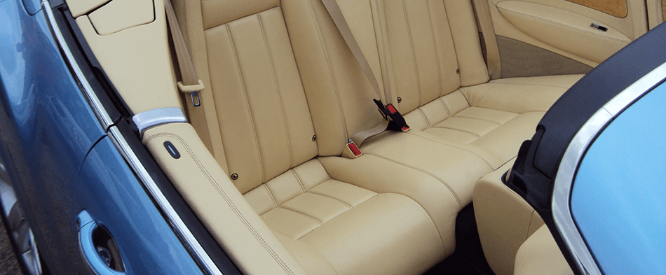 bentley seatbelt