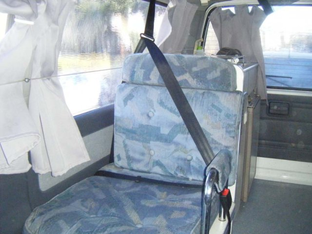 Camper Van Seat Belts Seat Belt Services