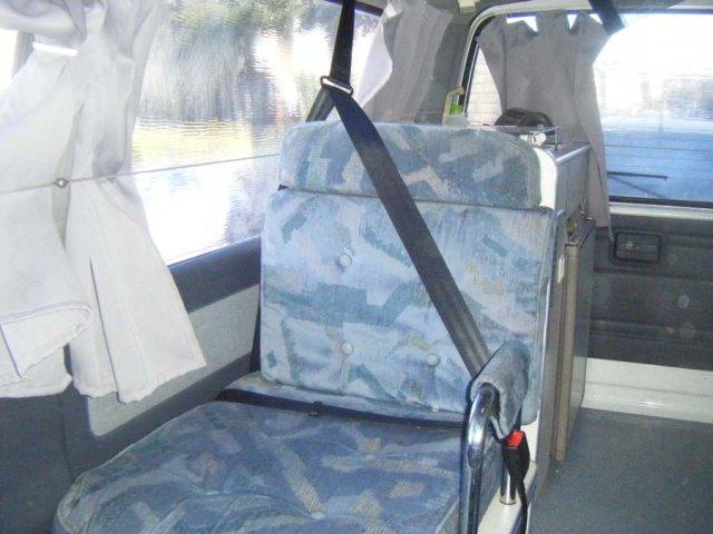 Camper Van Seat Belts | Seat Belt Services