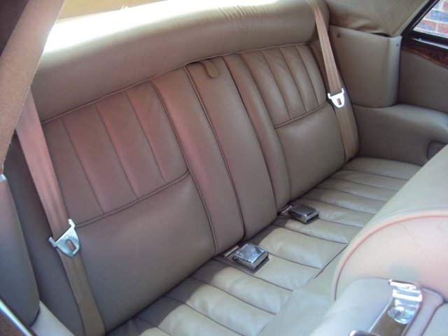 Classic Cars Seat Belts This Can All Be Done On Site Using Our Mobile Fitting Service
