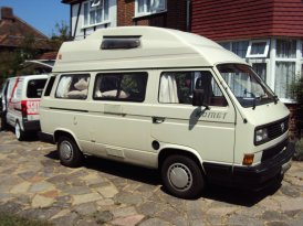 T25 VW Campervan
