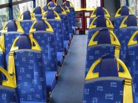 Coaches Seat belts
